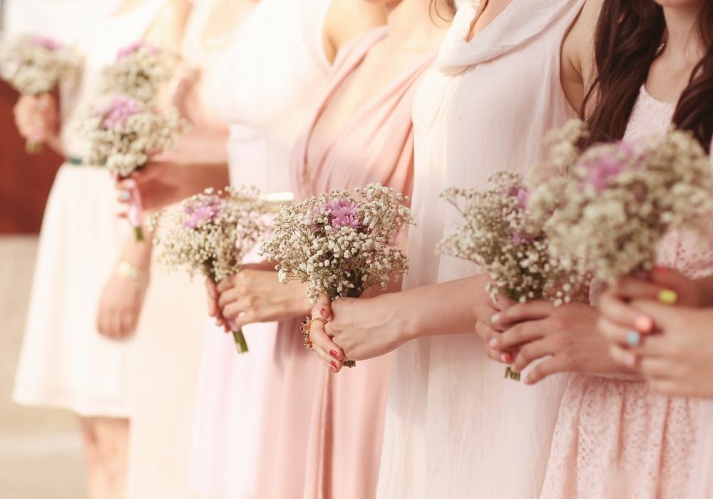 brautjungfern Hochzeit Foto: hreniuca