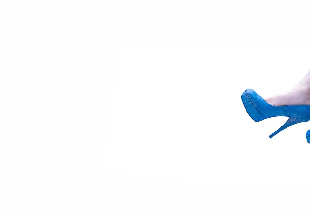 Blaue Schuhe Brauch Tradition Etwas Blaues Foto: Pixabay (Public Domain)