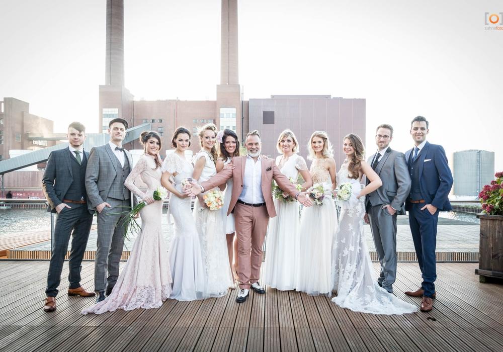 Wedding Planner Froonck wird die Modenschauen am 20. Oktober moderieren. Foto: Voß, Jacek