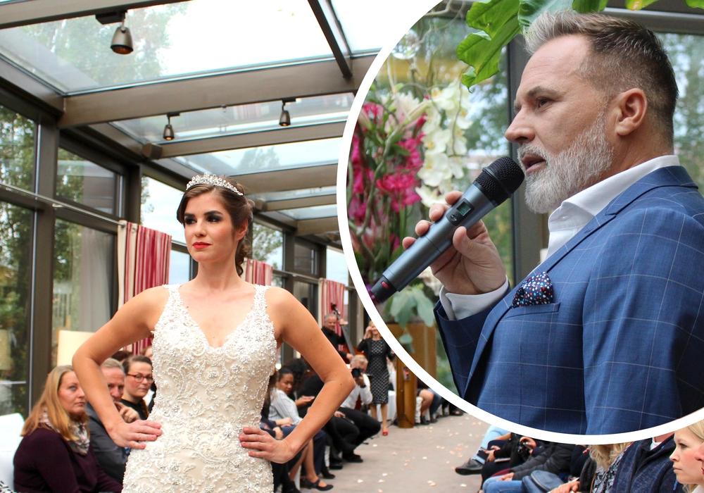 """Weddingplaner """"Froonck"""" mal hautnah erleben? Dann besucht heute noch die Hochzeitsmesse """"YES"""" im The Ritz-Carlton, Wolfsburg. Morgen ist sie von 11 bis 18 Uhr geöffnet. Fotos/Text: Nick Wenkel"""