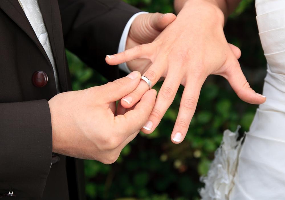 Eheversprechen Gelöbnis Hochzeit Foto: 77SG