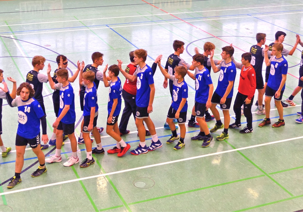 Wieder in der Erfolgsspur: C-Jugend des SV Stöckheim. Foto: privat