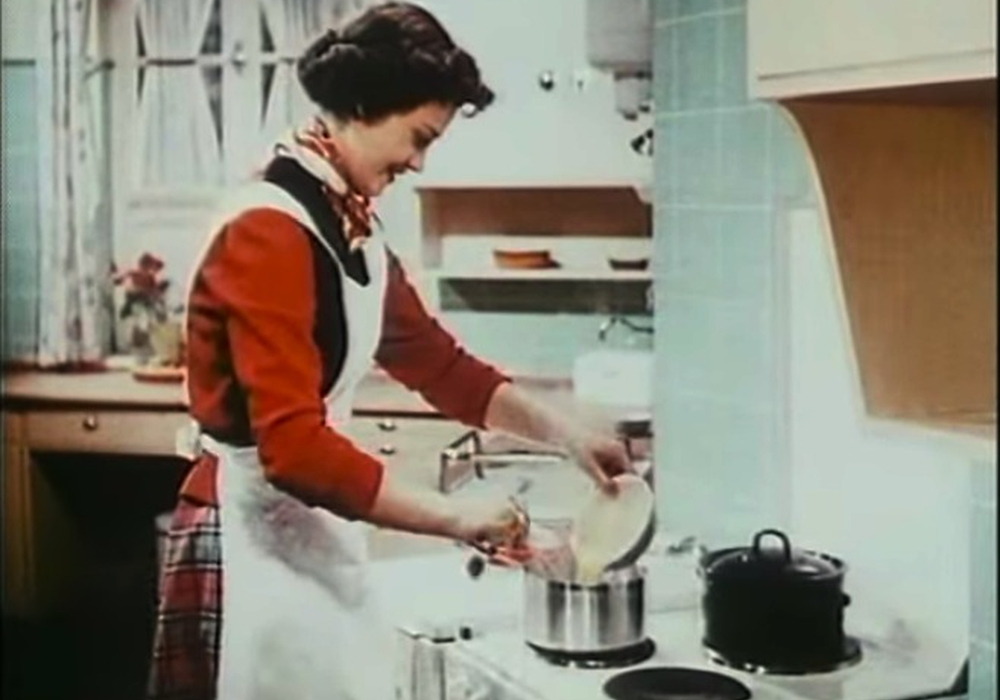 50er-Jahre-Küche – überraschend modern   regionalKulinarisch.de
