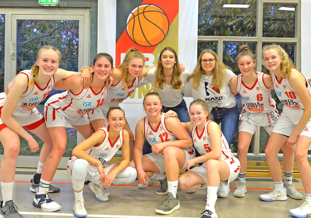 Traumstart in die WNBL-Saison mit zwei Siegen für die Girls Baskets. Foto: Thorsten Wildrich