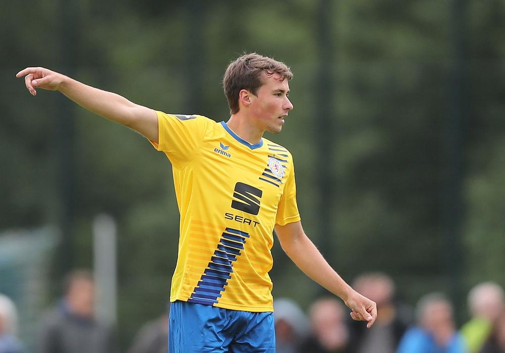 Spielt bei der Reserve des FC St. Pauli vor: Nick Otto. Foto: Agentur Hübner/Archiv
