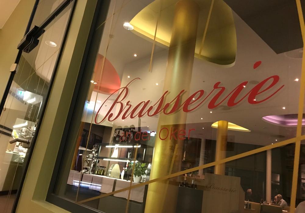 Brasserie an der Oker. Foto: Marc Angerstein