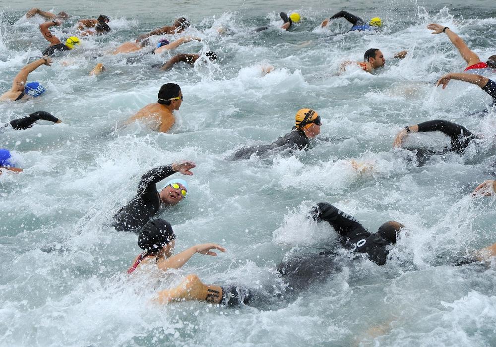 Erfolg für die WSV-Triathleten. Symbolfoto: pixabay