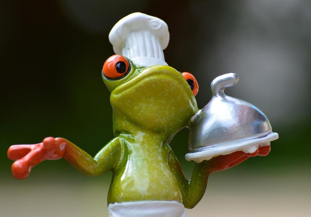 Buchneuerscheinung: »Trick 17 – die Küche ...