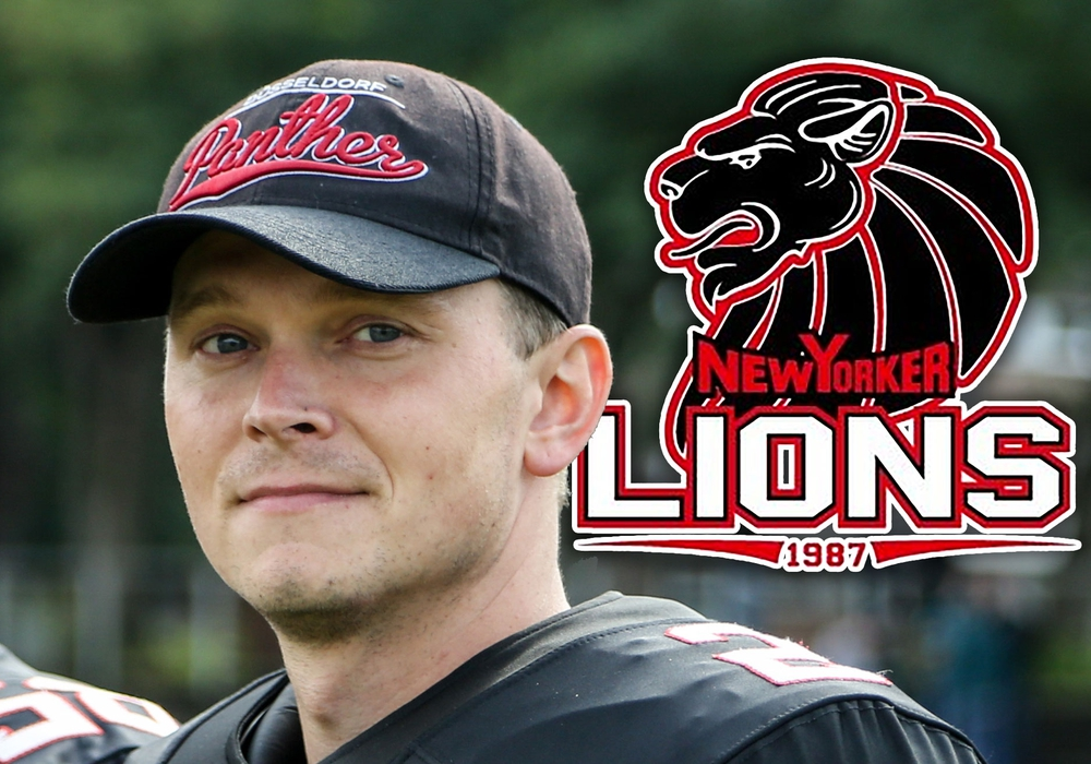 Daniel Schuhmacher tritt in große Fußstapfen bei den Lions. Foto: 66 Photography