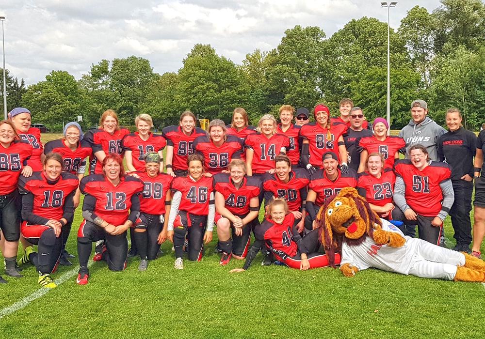 Hannover war in dieser Saison kein gutes Pflaster für die Lady Lions. Foto: 1.FFC