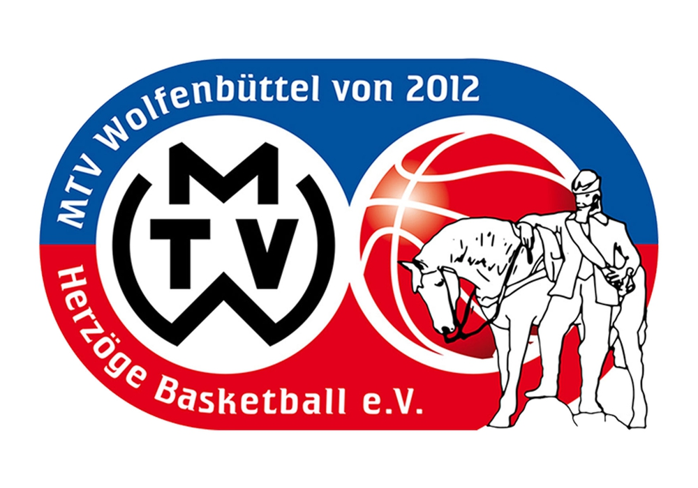 Neues Präsidium bei den Herzögen. Logo: Verein