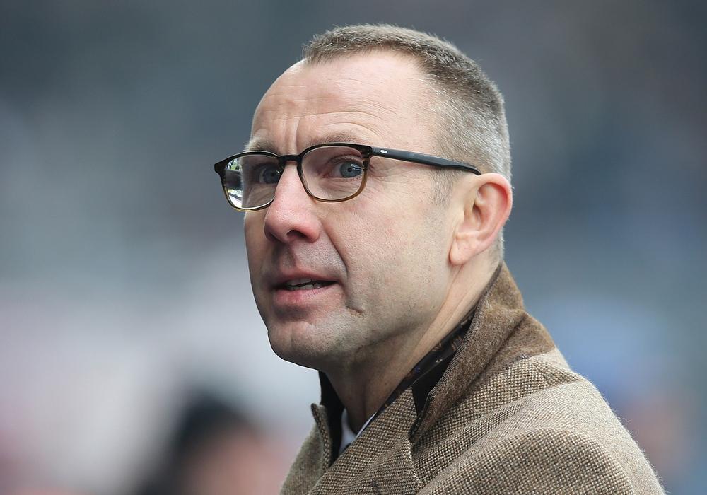 Hat verlängert bis 2023: Soeren Oliver Voigt. Foto: Agentur Hübner/Archiv