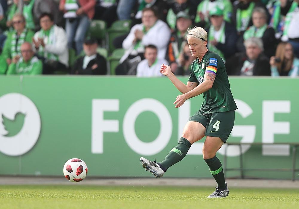 Nilla Fischer sorgte für den wichtigen Auswärtstreffer. Foto: Agentur Hübner/Archiv