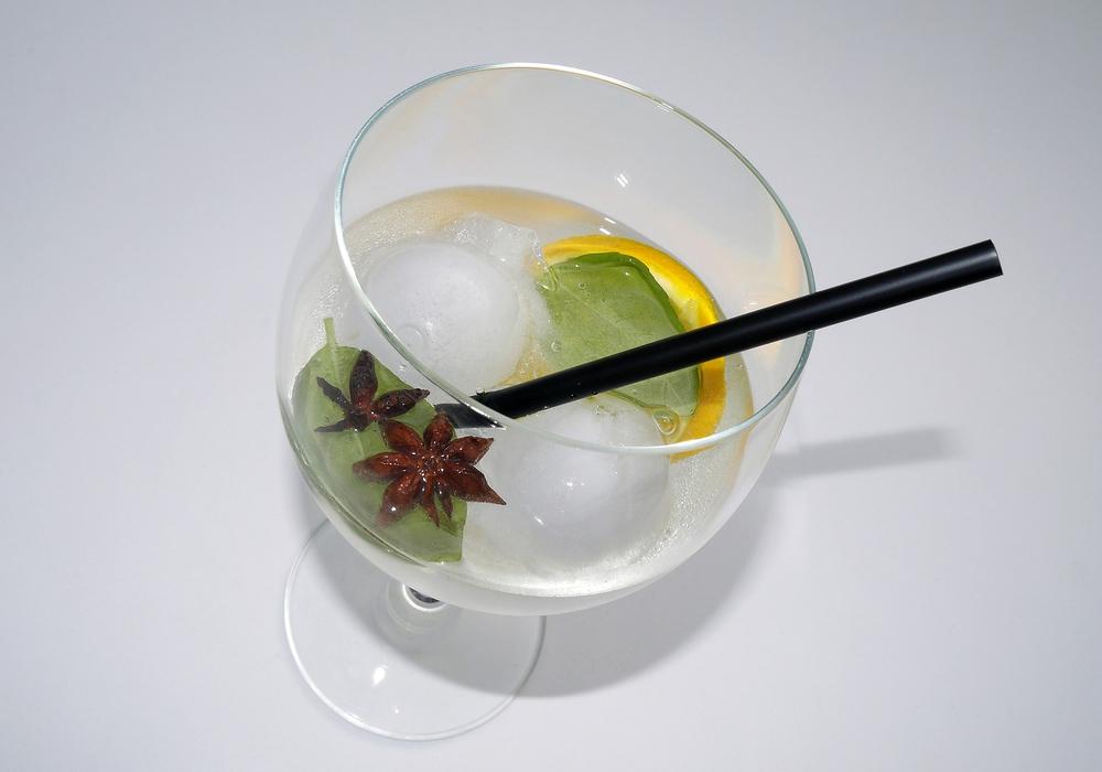 Ein Klassiker: Gin Tonic. Wenn es nach Joko geht, sollte Gin nackt getrunken werden. Symbolbild: Pixabay