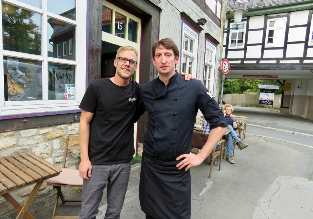 """Im alt ehrwürdigen Goslar gibt es einen Burger, um den manch Berliner oder Münchner uns hier beneiden würde. Goslar ist im <a href=""""http://www.burgerglueck.de"""">BurgerGlück</a>"""