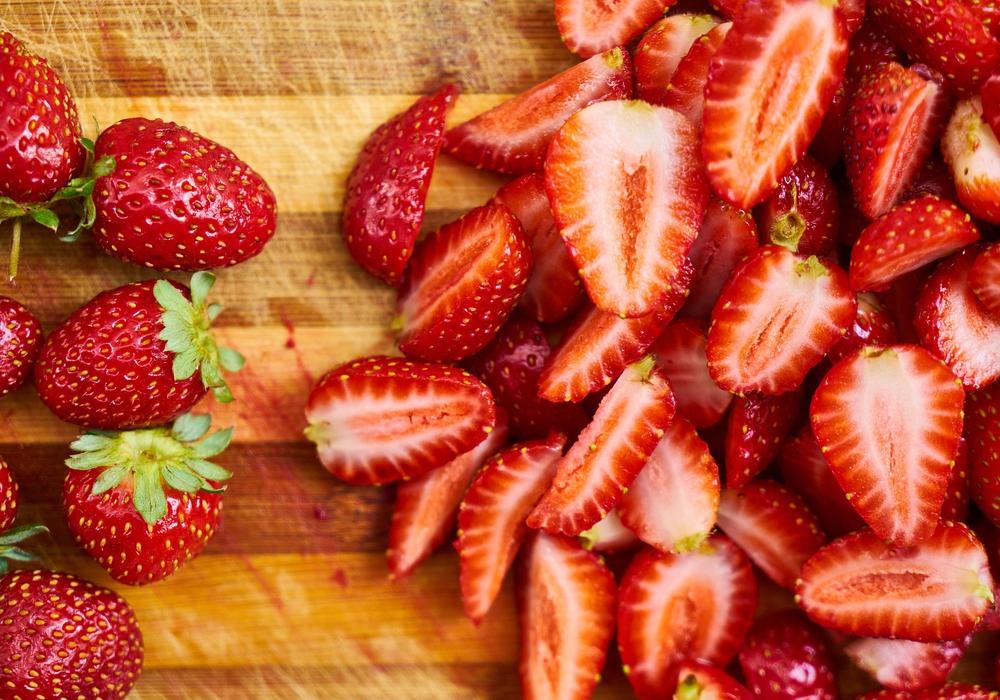 Die Erdbeersaison 2018 geht langsam zu Ende. Die Ernte fiel schlechter aus als im Vorjahr.