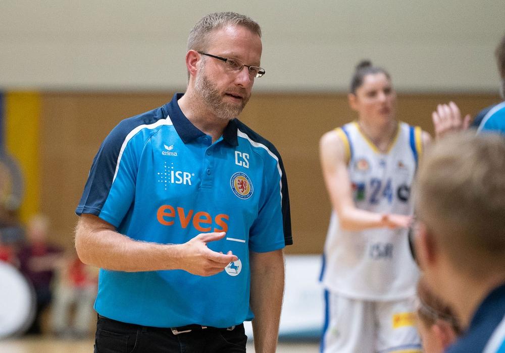 LionPride-Head-Coach Christian Steinwerth und sein Team erwartet eine anspruchsvolle Aufgabe. Foto: Reinelt/PresseBlen.de/Archiv
