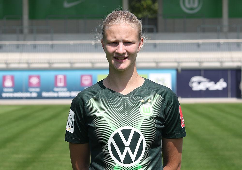 Anna-Lena Stolze hat verlängert und wird verliehen.