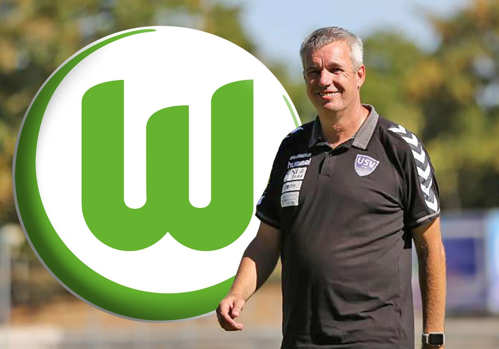 Seit 2018 Cheftrainer beim USV Jena: Steffen Beck. Foto: imago /Hartenfelser
