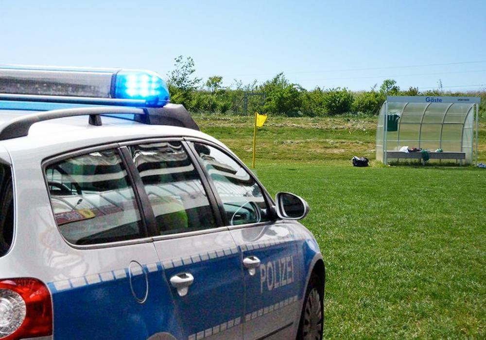 Die Polizei musste eingreifen. Symbolfoto: Frank Vollmer