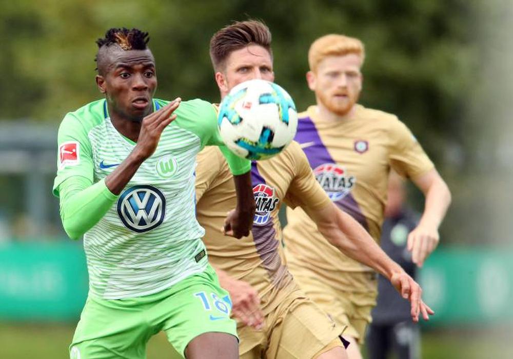 Victor Osimhen wechselt nicht nach Belgien. Foto: mago/Picture Point/Archiv