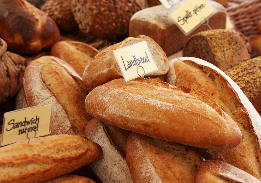 Brot und Brötchen dürften nicht teurer werden... Symbolbild: Pixabay
