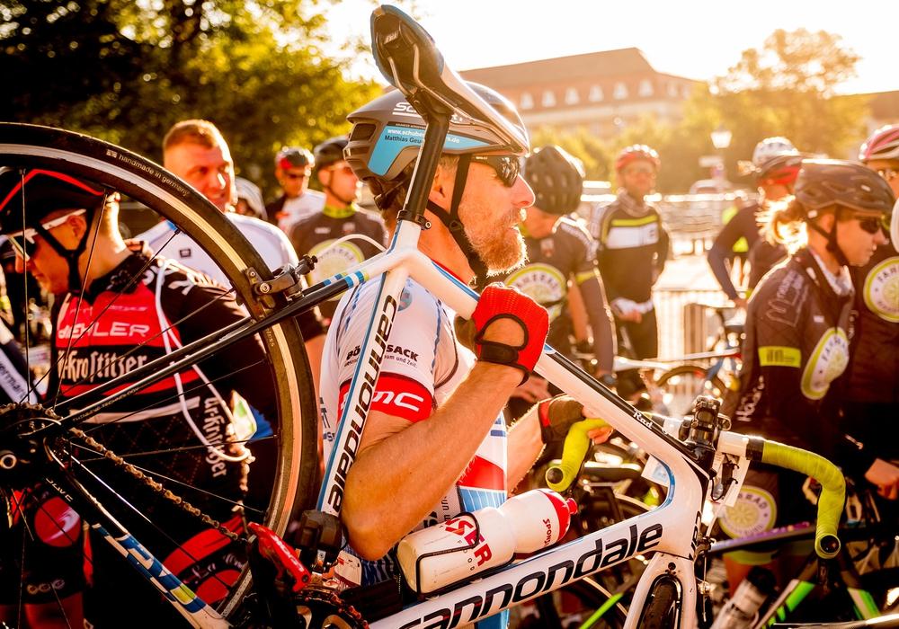 Die CYCLE TOUR lädt zum 1. offiziellen Training am 12. Mai ein. Foto: Andreas Lander