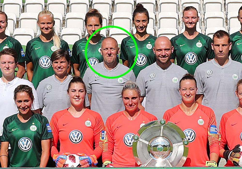 Co-Trainer Markus Högner verlässt die VfL-Frauen. Foto: Agentur Hübner