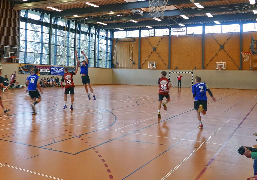 Die B-Junioren des SV Stöckheim bauen ihre Erfolgsserie aus. Foto: Rau