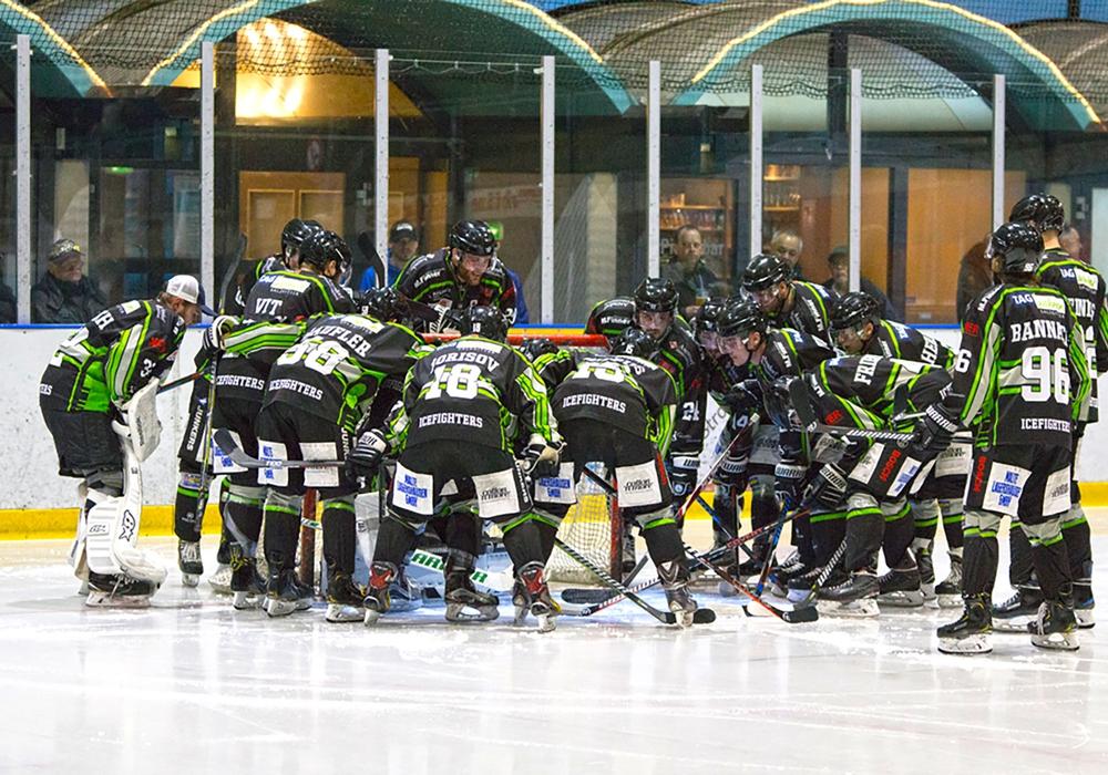 Die Icefighters Salzgitter (Foto) und die Harzer Falken starten in der neuen Saison in der Regionalliga Nord. Foto: Jens Bartels