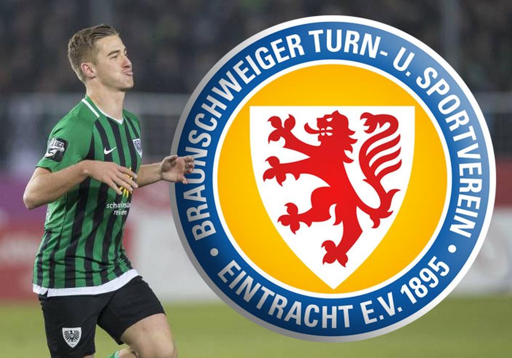 Ist Martin Kobylanski ein Thema bei Eintracht Braunschweig? Stockfoto: imago/Kirch Media