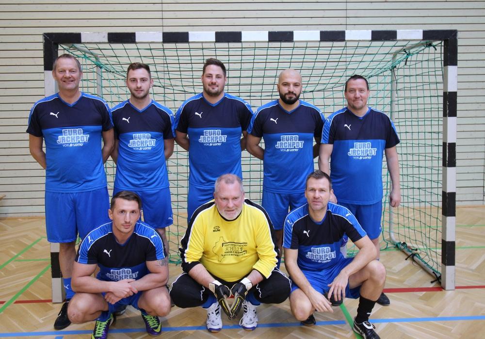 Das beste JVA-Team Niedersachsens kommt aus Wolfenbüttel. Foto: privat