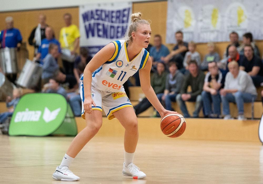 Von Beginn an hellwach: Nina Rosemeyer. Foto: Reinelt/PresseBlen.de/Archiv