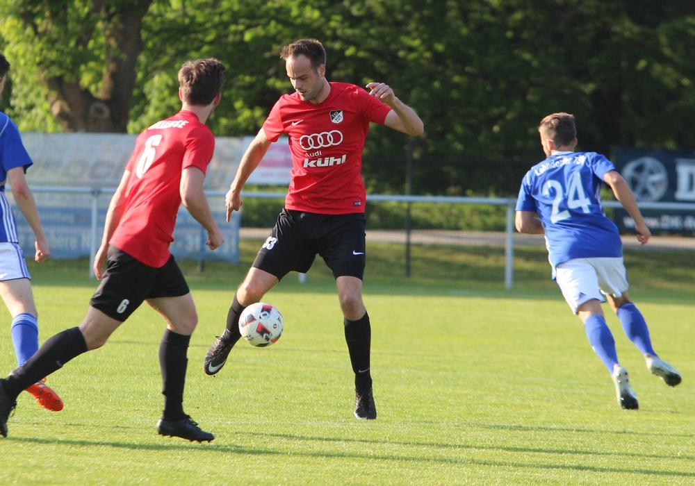 Eine Runde weiter: TSV Hillerse. Foto: Frank Vollmer/Archiv