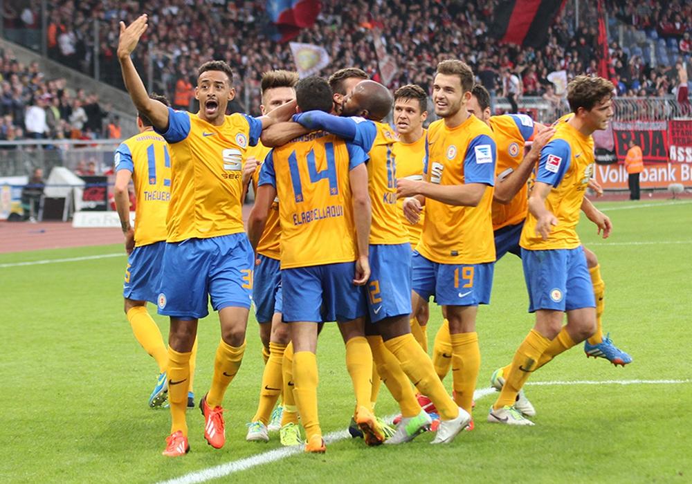 Eintracht Spiele