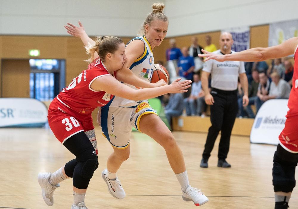 Nina Rosemeyer und das LionPride sind toll in die Saison gestartet. Foto: Reinelt/PressePlen.de