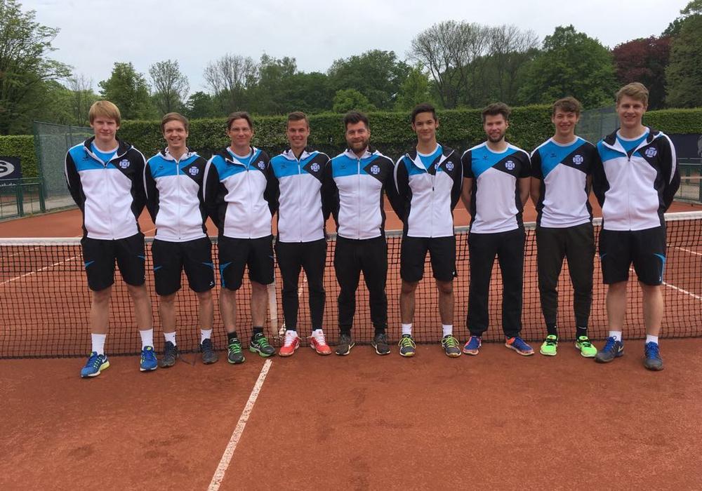 Tennis Endspiel Herren