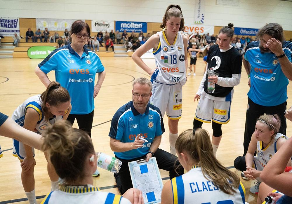 Die nächste Aufgabe für LionPride-Coach Christian Steinwerth und sein Team. Foto: Reinelt/PresseBlen.de/Archiv