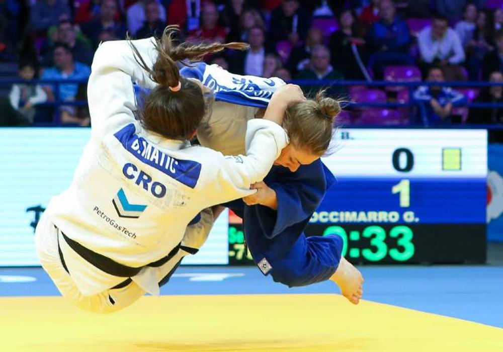 Giovanna Scoccimarro holte Gold. Foto: imago / ZUMA press/Archiv
