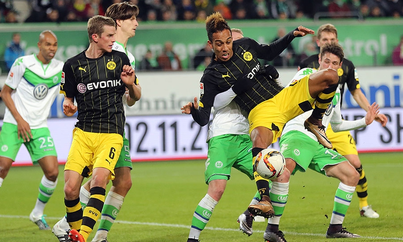 Dortmund Spiel Ergebnis