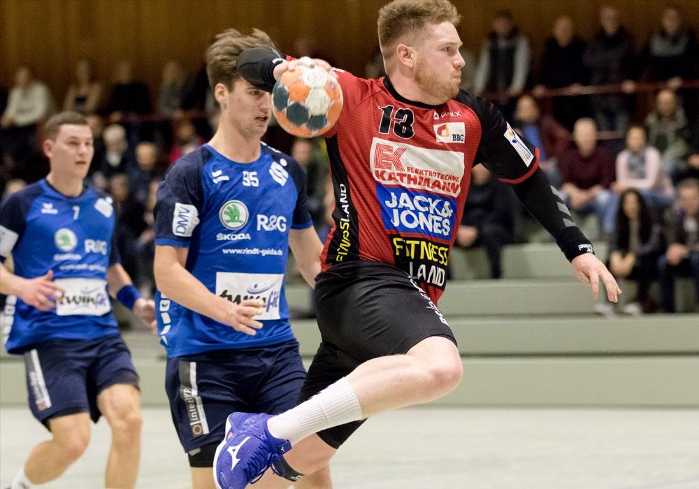 Vorne weg: Niklas Wolters und der MTV enteilen der Konkurrenz.