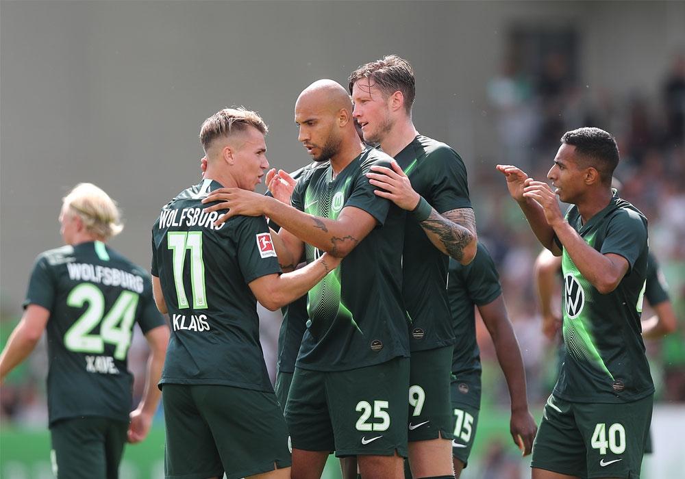 Erste Verstärkung im Winter beim VfL Wolfsburg.