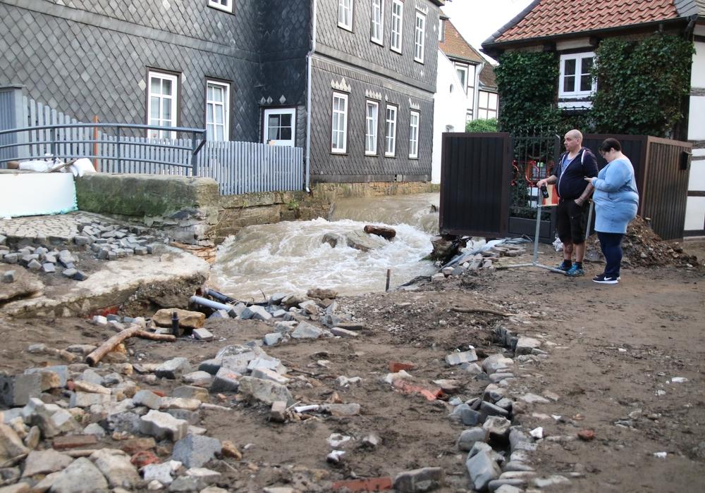 Der Landkreis Goslar hat an vielen Orten unter dem Hochwasser gelitten. Foto: SPD Goslar