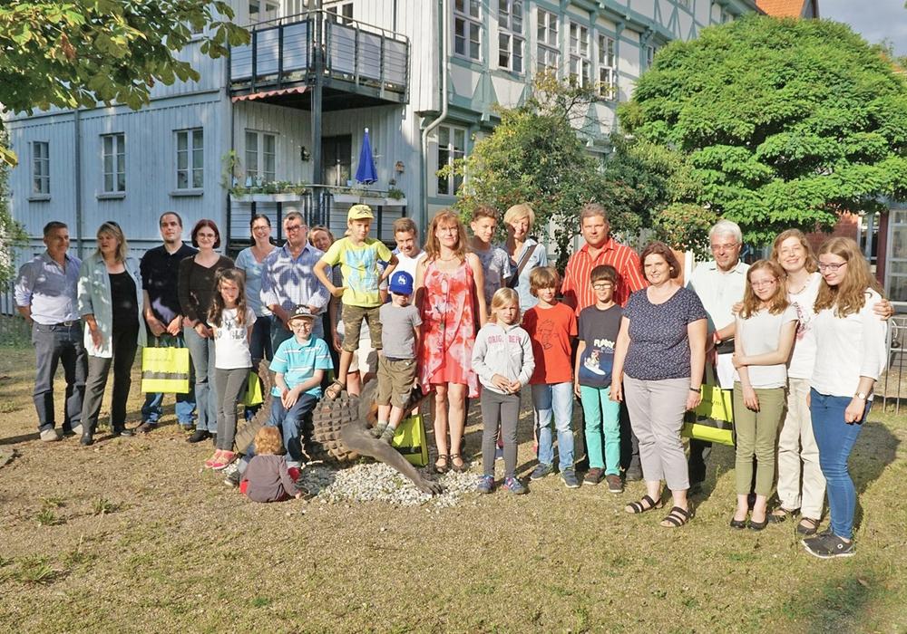 Das war die City-Familien-Rallye. Foto: Stadt Wolfenbüttel