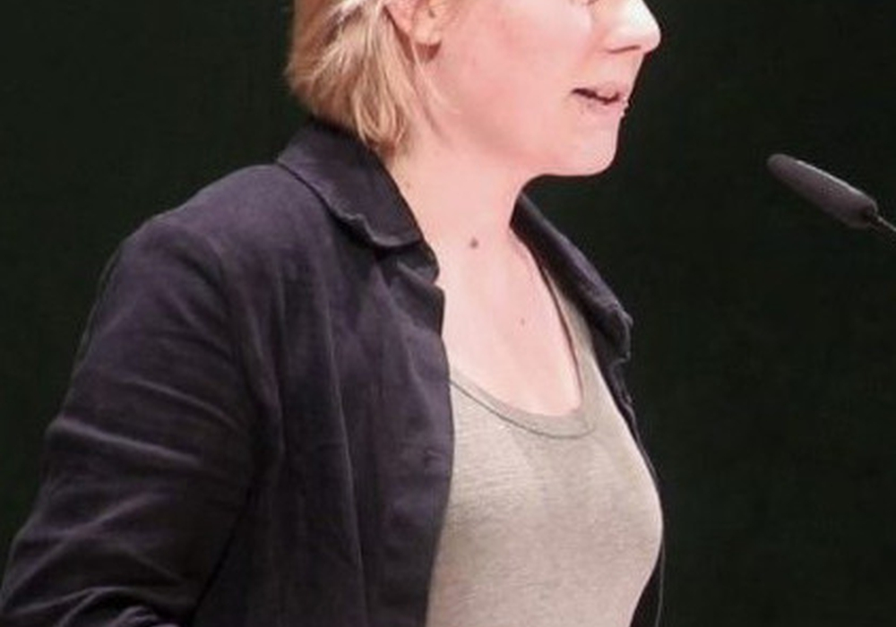 Grüne Landtagsabgeordnete Imke Byl. Foto: Bündnis90/Die Grünen