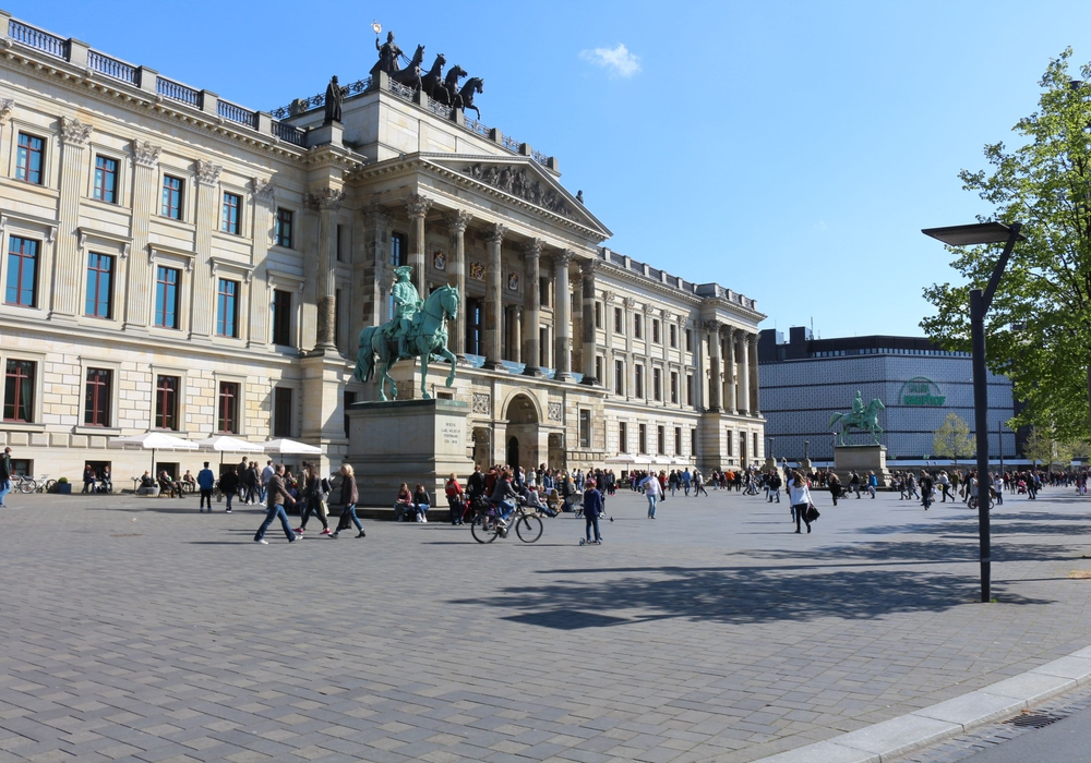 Das Stadtarchiv befindet sich im Schloss. Foto: Archiv/Robert Braumann