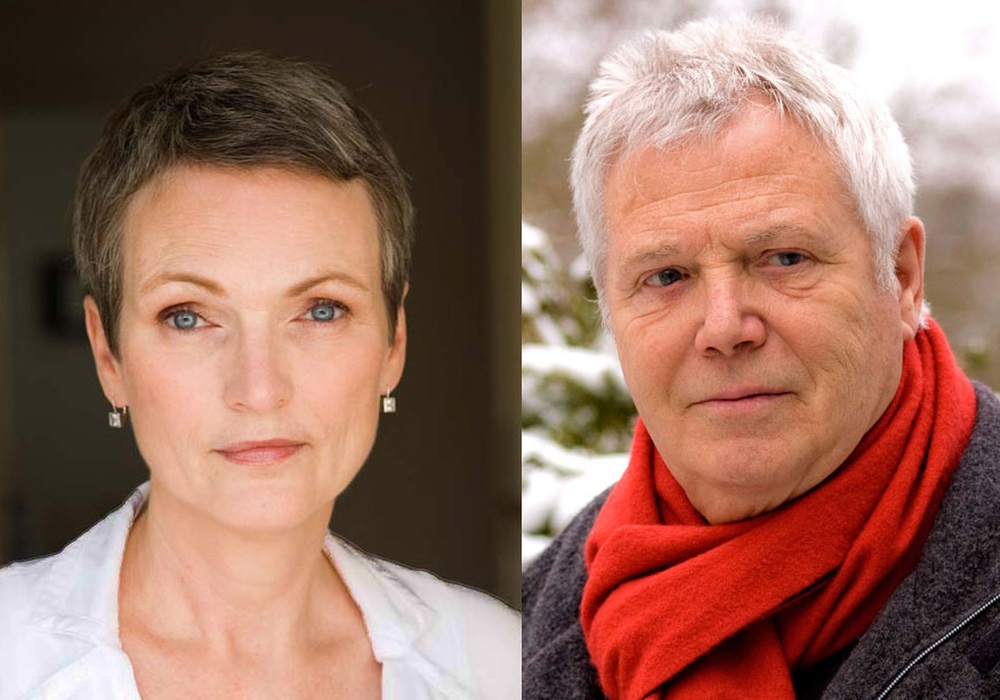 Ulrike Luderer und Jost Leers: Foto: Veranstalter