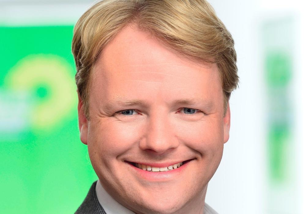 Gerald Heere: Petitionen stärken Bürgerechte. Foto: Grüne