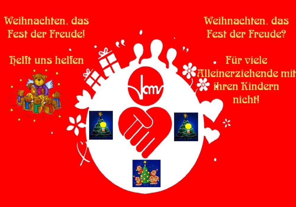 Der Verband alleinerziehender Mütter und Väter Braunschweig bittet um Spenden. Foto: Verband alleinerziehender Mütter und Väter Braunschweig.