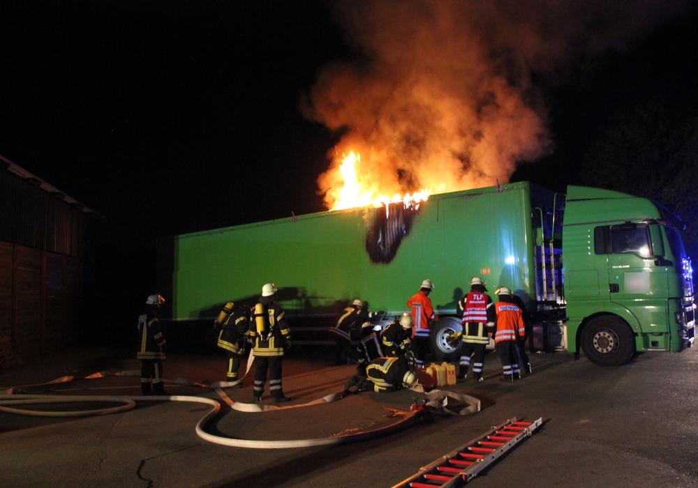 Fotos: Freiwillige Feuerwehr Hohenhameln